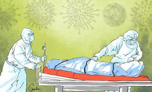 २४ घण्टामा थपिए ४ हजार ३ सय ९२ कोरोना संक्रमित, ३ हजार ५ सय २२ डिस्चार्ज