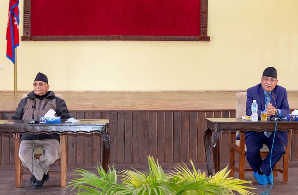 नेकपा सचिवालय बैठक सम्पन्न, अर्को बैठक मंसिर १६ गते